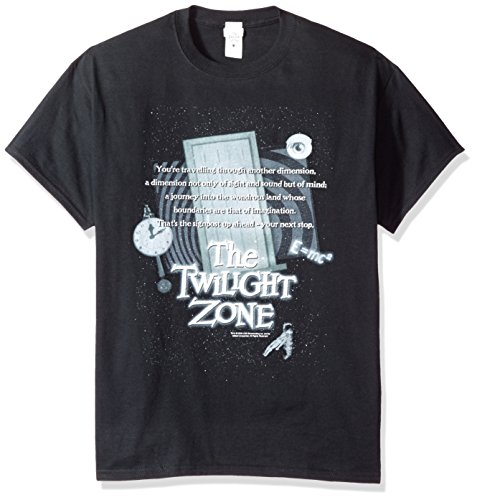 Trevco Men's the Twilight Zone Monologue T-Shirt