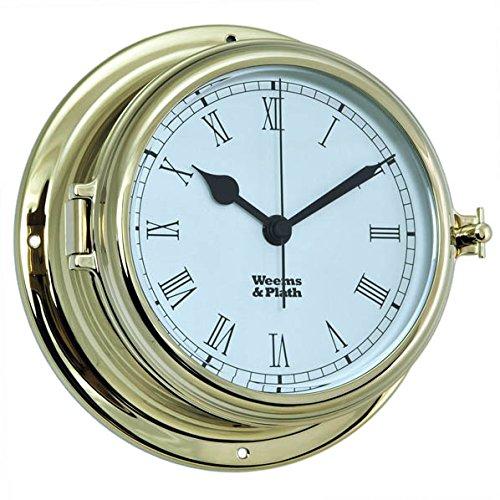 Weems & Plath Endurance 2 135シリーズ クオーツ時計 (文字盤 ローマ数字) [並行輸入品] B01I99V8AO