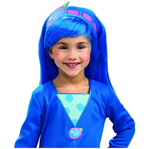 Blueberry Muffin Wig Costume -