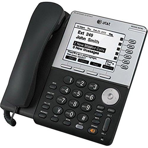 At & t syn248ベーシックデスケット電話エレクトロニクス&コンピュータアクセサリ B01AS8MXIA