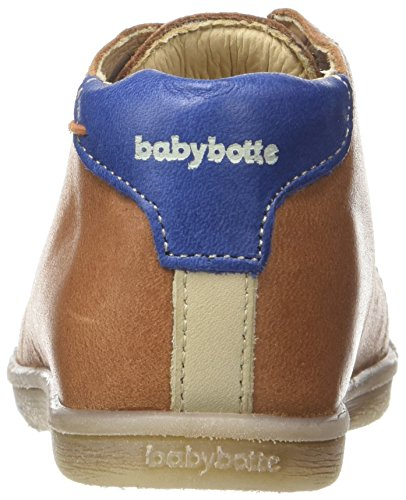 Brown Footing passi Scarpe Primi kids 011 Baby Babybotte cammello dTYq4fwYx
