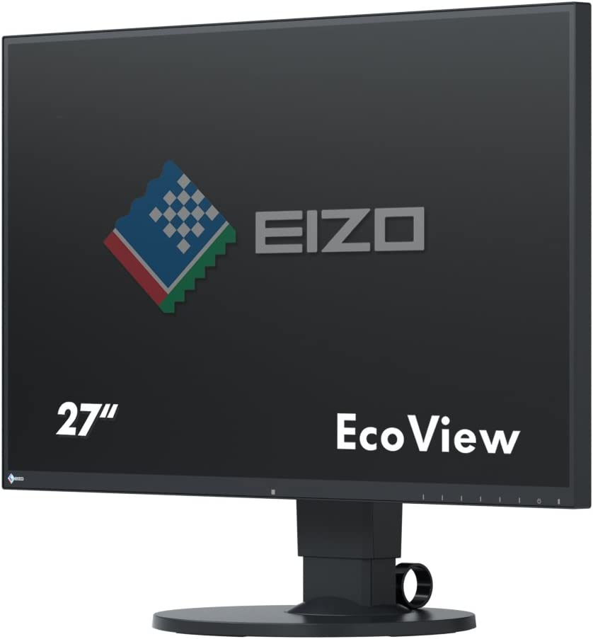 Eizo Flexscan Ev2750 Bk 68 5 Cm Ultra Slim Monitor Computer Zubehör