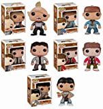 The Goonies Pop Figures Set Of 5: Sloth, Mikey, Mouth, Chunk, Data