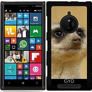 Funda para Nokia Lumia 830 - Meerkat_2014_1101 by JAMFoto