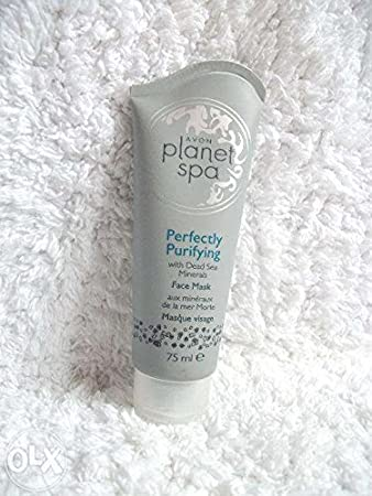 Planet spa facial mud mask