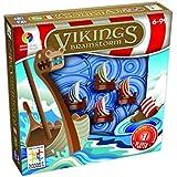 Vikings Brainstorm. Multi-Level Logic Game Game by Smart Games