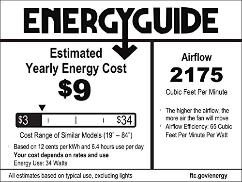 Buy rated outdoor ceiling fan