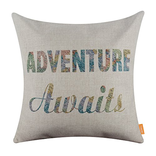 LINKWELL Adventure Pillowcase Cushion CC1260 product image