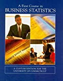 A First Course in Business Statistics, James T. McClave, P. George Benson, Terry Sincich, 0536922012