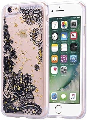 Funda iPhone 6 iPhone 6S Ultra-Fina de Silicona Transparente