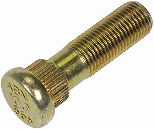 Serrated Replacement - Dorman 610-566 Serrated Wheel Stud - M12-1.25, Pack of 10