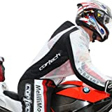 Cortech Road Race Men's Jackets Street Racing Motorcycle Rain Suits - Clear / Small