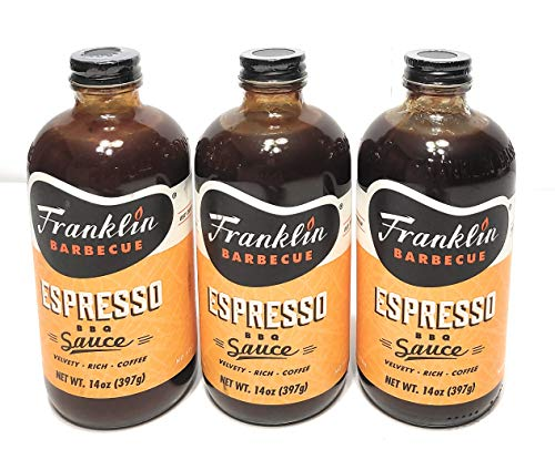 Amazon Com Franklin Barbecue Sauce 12 5oz Bottle Pack Of 3 Espresso Franklin Bbq Sauce Grocery Gourmet Food,Cat Colors Blue