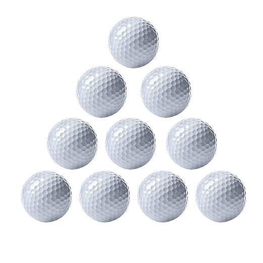 Practica pelotas de golf 11 Unids Hombres Personalizados Pelotas ...
