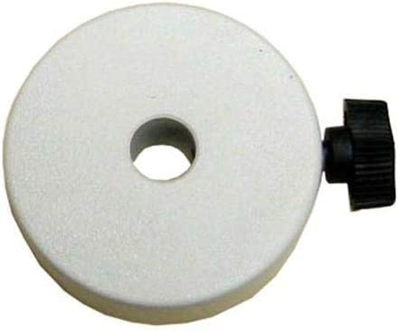 Counterweight for SmartEQ and SmartEQ Pro Mounts iOptron 1kg White 2.2lbs