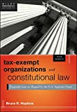 Tax-Exempt Organizations and Constitutional Law +Website: Nonprofit Law as Shaped by the U.S. Supreme Court
