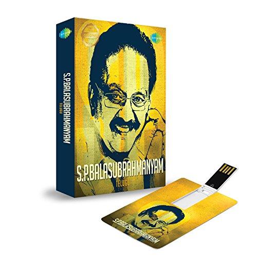 Music Card: S.P. Balasubrahmanyam (320 Kbps MP3 Audio)