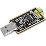 USB to TTL Adapter - USB to Serial Interface for Development Projects - Featuring Original FTDI Chipset FT232RL