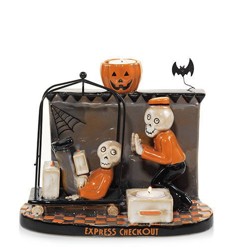 Yankee Candle Boney Bunch - Express Checkout Double Tea Light Candle Holder by Yankee Candle