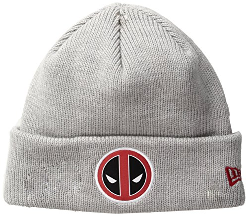 Marvel Mens Deadpool Heather Beanie product image