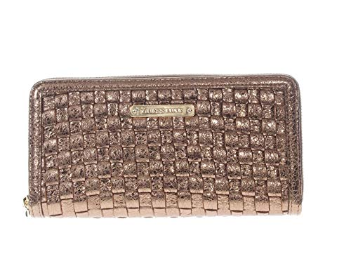 Guess JEANS SWLOLLL8446 Portefeuille Femme Bronzo Bzm