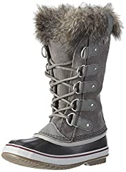 Sorel Women's Joan Of Arctic Boot,quarryblack,8 B(m) Us