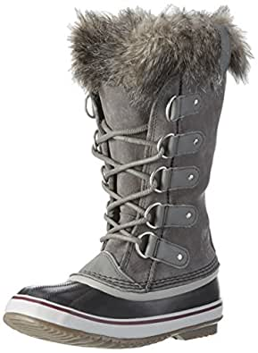 Sorel Women's Joan of Arctic Boots, Quarry, 5 B(M) US