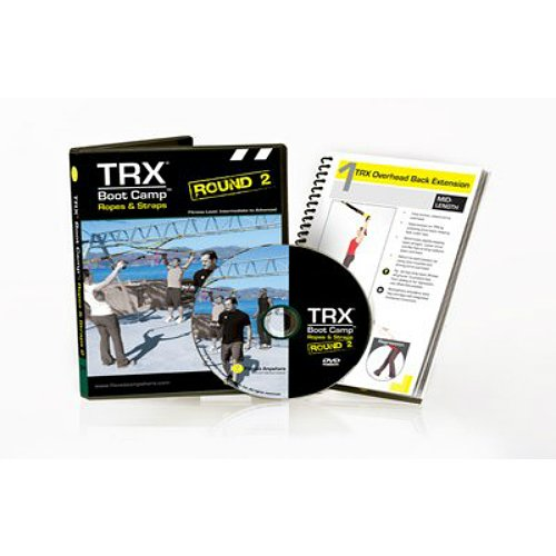 TRX Training Boot Camp Training DVD: Ropes & Straps Round 2
