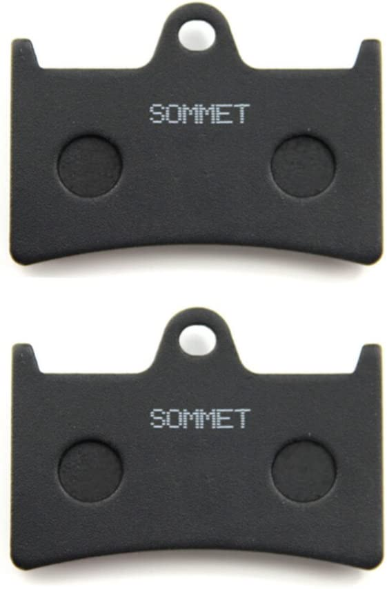 2014-2018 689cc SOMMET Motorcycle Front Brake Pads Disc 1 pair for Yamaha MT-07 FZ-07