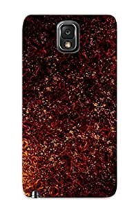 Fashion Protective Moon And Earth Case Cover Design For Galaxy Note 3