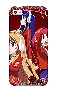 Jocelynn Trent's Shop New Style New Toradora Tpu Case Cover, Anti-scratch Phone Case For Iphone 5c 4155248K30117227