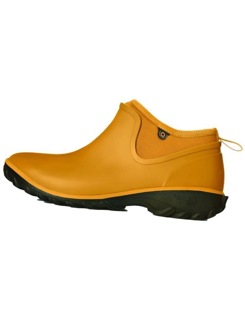 Bogs Women's Sauvie Chelsea Rain Boot B0798CDDXG 7 B(M) US Mustard