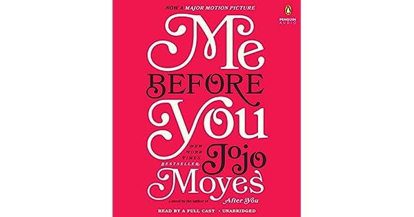 Me Before You Unabridged Cd - Livros na Amazon Brasil- 9781611762358