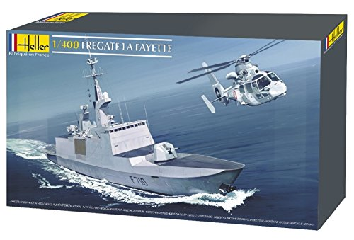 Heller Fregate La Fayette Boat Model Building Kit