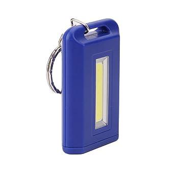 Flashlight Torch LED Keychain Outdoor Survival Light Lamp UK