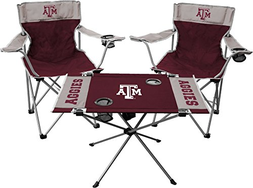 NCAA Texas A&M Aggies Tailgate Kit, Team Color, One Size by Jarden