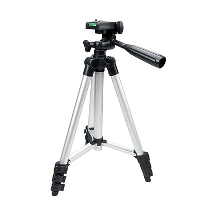 Frcolor trípode telescópico ajustable de 360 grados Rotaing cámara ...