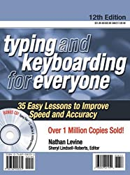 Typing and Keyboarding for Everyone w/CD (Arco Typing & Keyboarding for Everyone (W/CD))