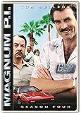 Magnum P.I: Season Four [DVD]