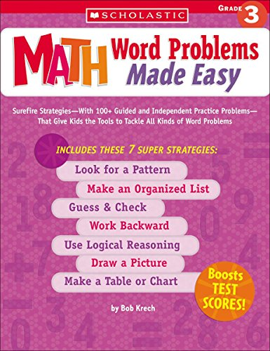 Math Word Problems Made Easy:      Grade (Easy Math Lessons)
