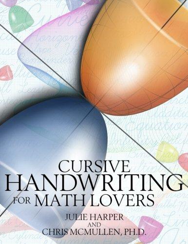 Cursive Handwriting for Math Lovers