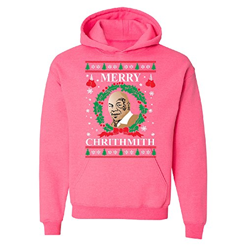 Funny Ugly Sweater Merry Chrithmith Ugly Christmas Unisex