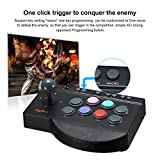 Arcade Fight Stick, PXN 0082 PC Fighting Joystick