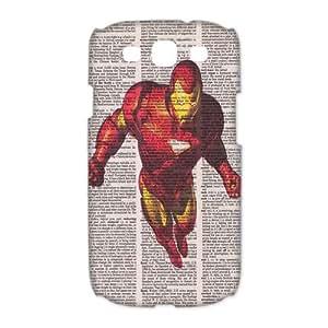 Samsung Galaxy S3 I9300 Phone Case Iron Man FJ76070