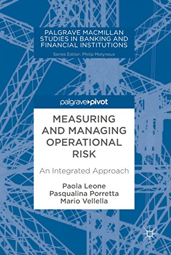 Amazon measuring and managing operational risk an integrated amazon measuring and managing operational risk an integrated approach palgrave macmillan studies in banking and financial institutions ebook paola fandeluxe Gallery
