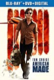 American Made (Blu-ray + DVD + Digital)