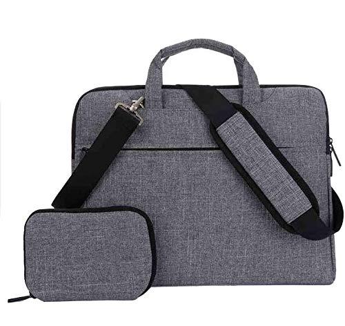 17.3 inch Laptop Sleeve Case Computer Messenger Bag Handbag for Dell Inspiron 17 / G3 17 Gaming, Lenovo IdeaPad/Legion Y740 Y730, HP Envy 17t, Asus VivoBook Pro 17 / ROG Strix, MSI HP Notebook