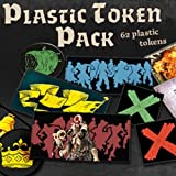 Zombicide: Black Plague Plastic Token Pack Board Game