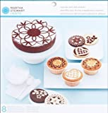 Martha Stewart Crafts Doily Lace Cake and Cupcake Stencils