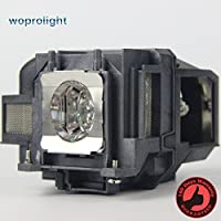 ELP LP78 Replacement Projector Lamp with Housing for Epson Projector